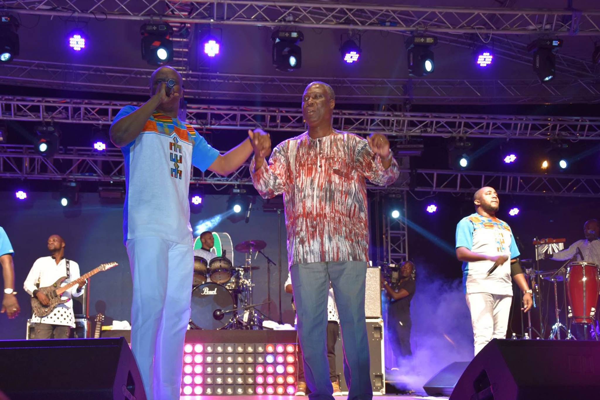 20 Years Magic System @ Culture Palace of Abidjan (Ivory Coast)