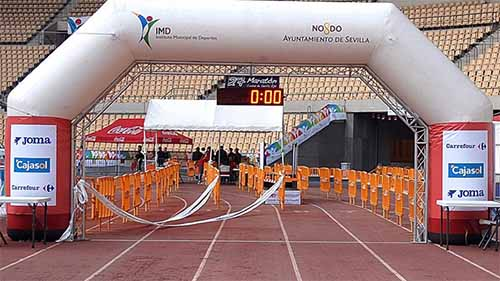 27th Marathon Sevilla @ Sevilla (Spain)