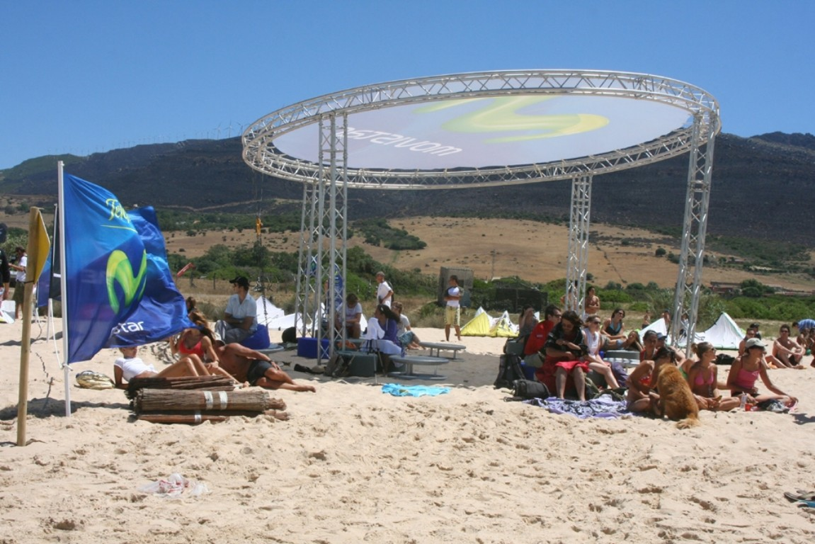 World Kite Championship @ Tarifa, Cadiz (Spain)