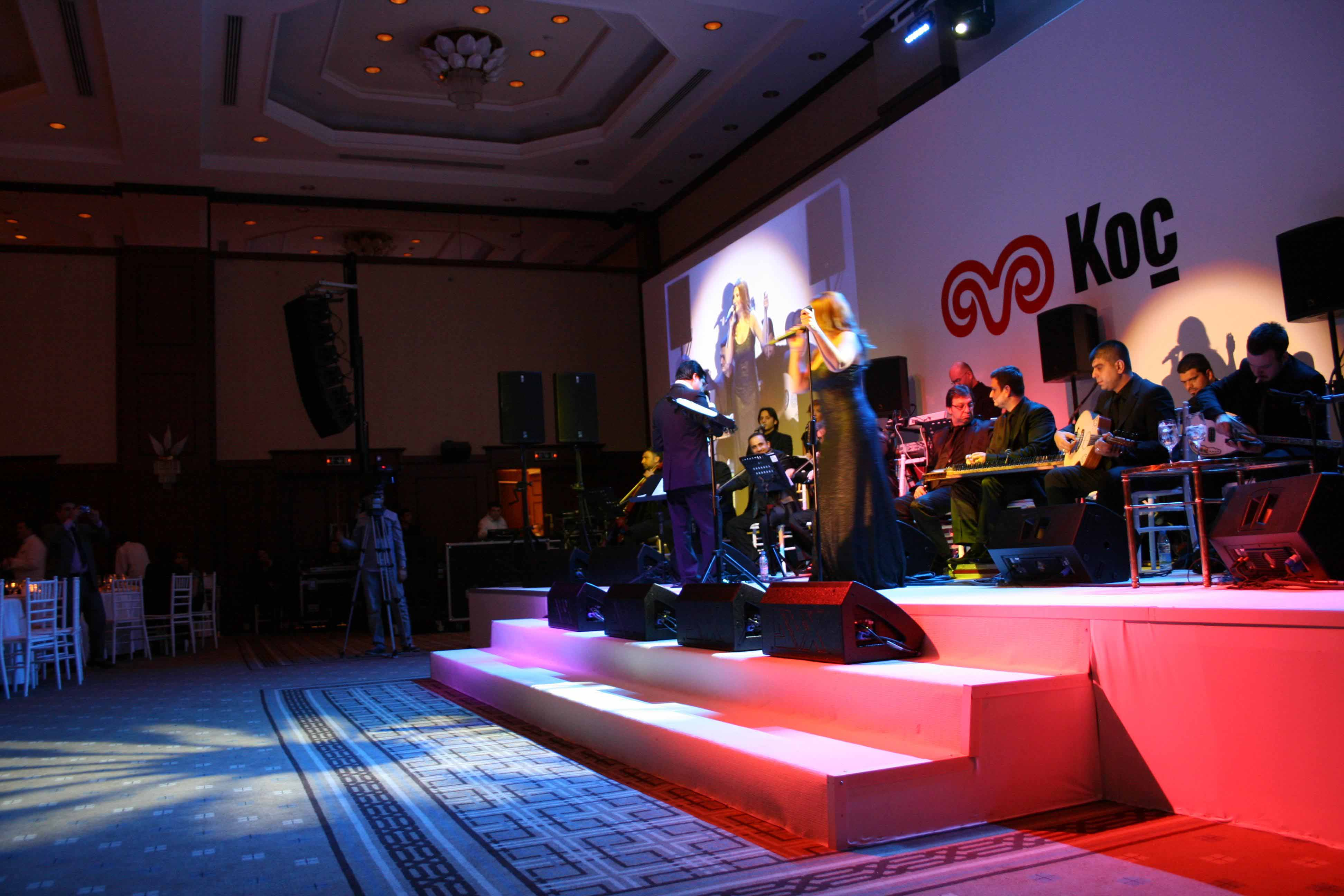 Sibel Can concert - Event FIAT @ Istanbul (Turkey)