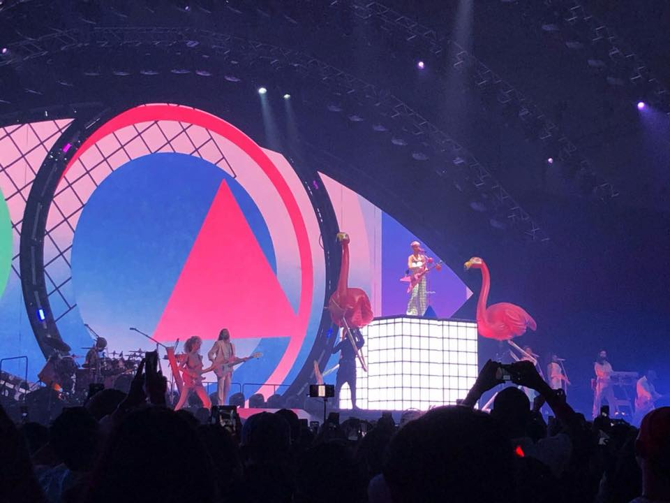 Concierto Katy Perry - The Witness tour @ ICE Indonesia Convention Exhibition, Yakarta (Indonesia)