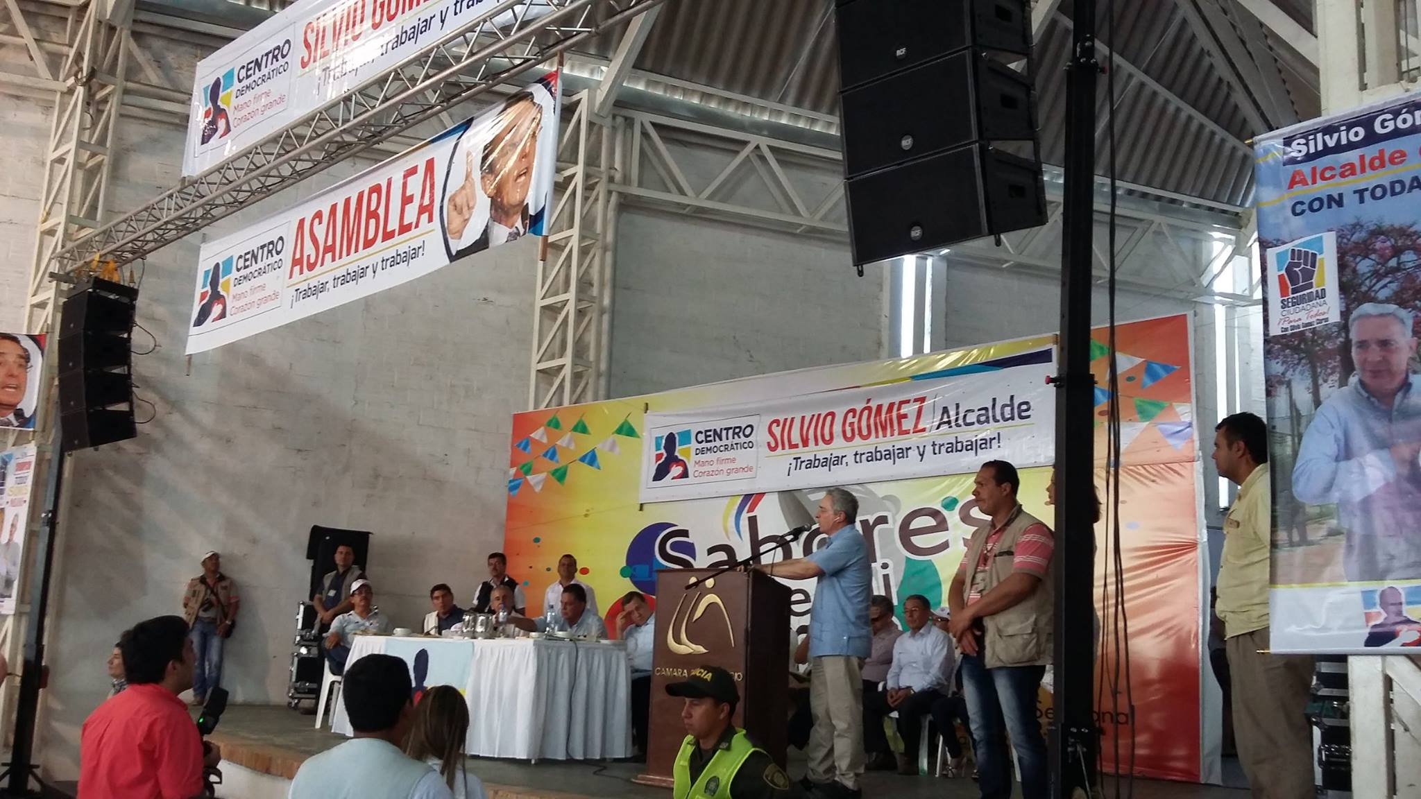 Stage elections Huila @ Huila (Colombia)