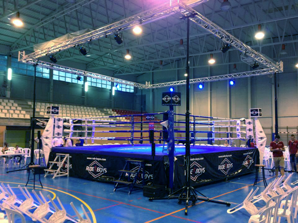 Boxing Ring @ Valencia (Spain)