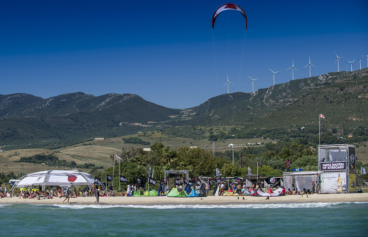 Tarifa Masters of Kiteboard @ Tarifa, Cadiz (Spain)