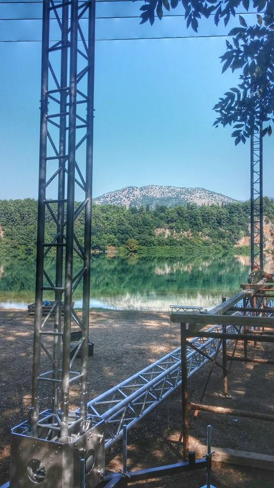 Zero Festival @ Lake Ziros, Filippiada (Greece)